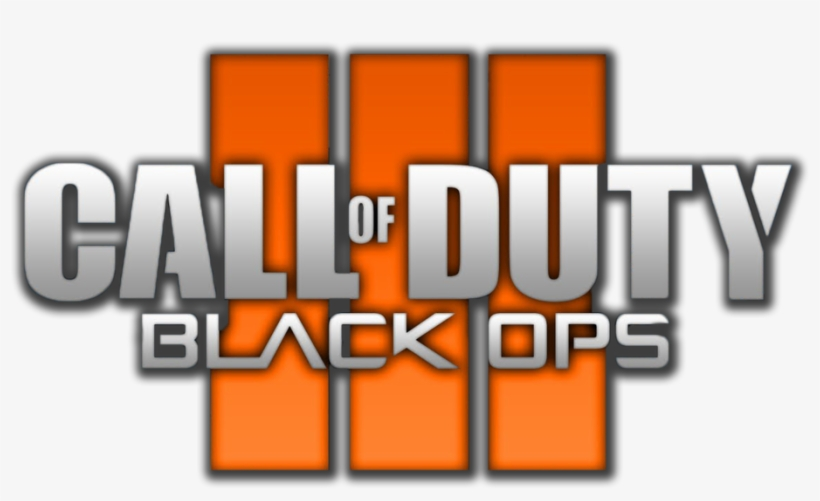 Black Ops Three Transparent Background Cod Bo3 Logo Png Free