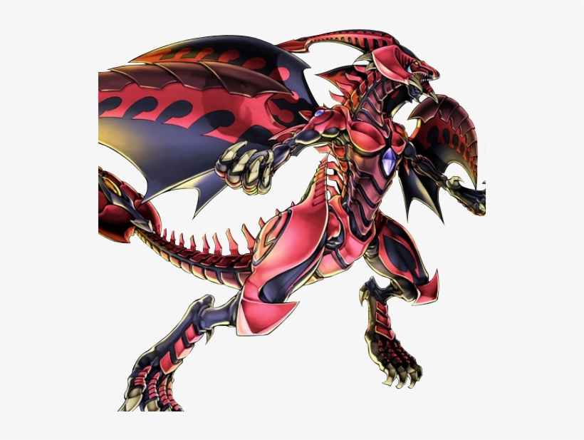 Yu Gi Oh Cards Without Backgrounds - Yu-gi-oh! 5d's Tin - Red Nova Dragon, transparent png #1970965