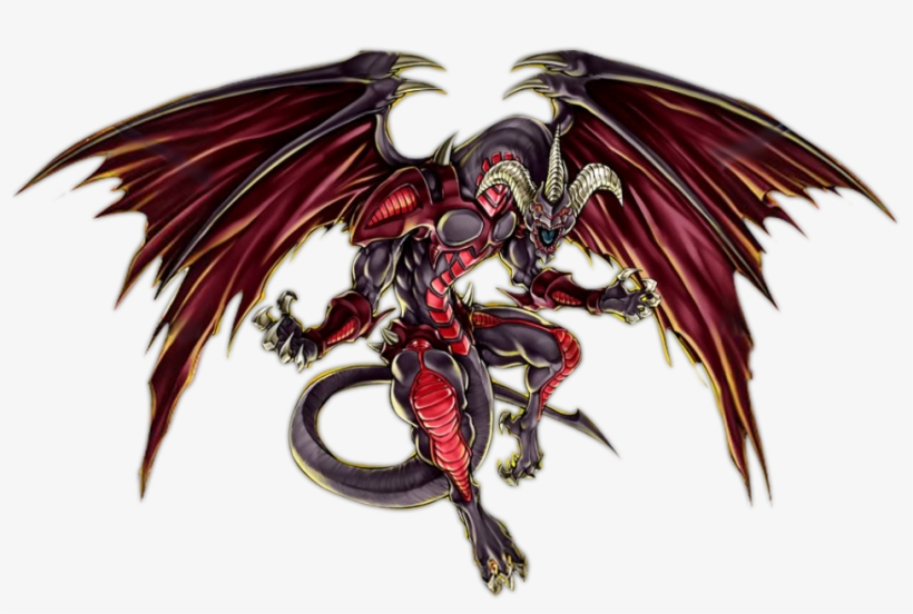 Red Dragon Archfiend Photo Reddragonarchfiend Render - Yu Gi Oh 5ds Red Dragon Archfiend, transparent png #1970992