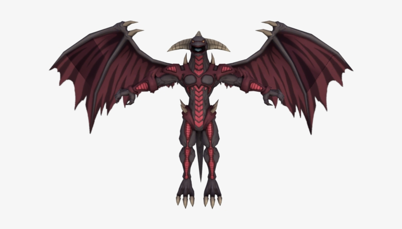 Download Zip Archive - Yu Gi Oh 5ds Red Dragon Archfiend, transparent png #1971011