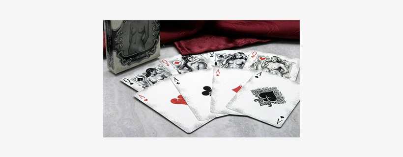 Physique Playing Card By Collectable Playing Cards - Physique Playing Cards, transparent png #1974395