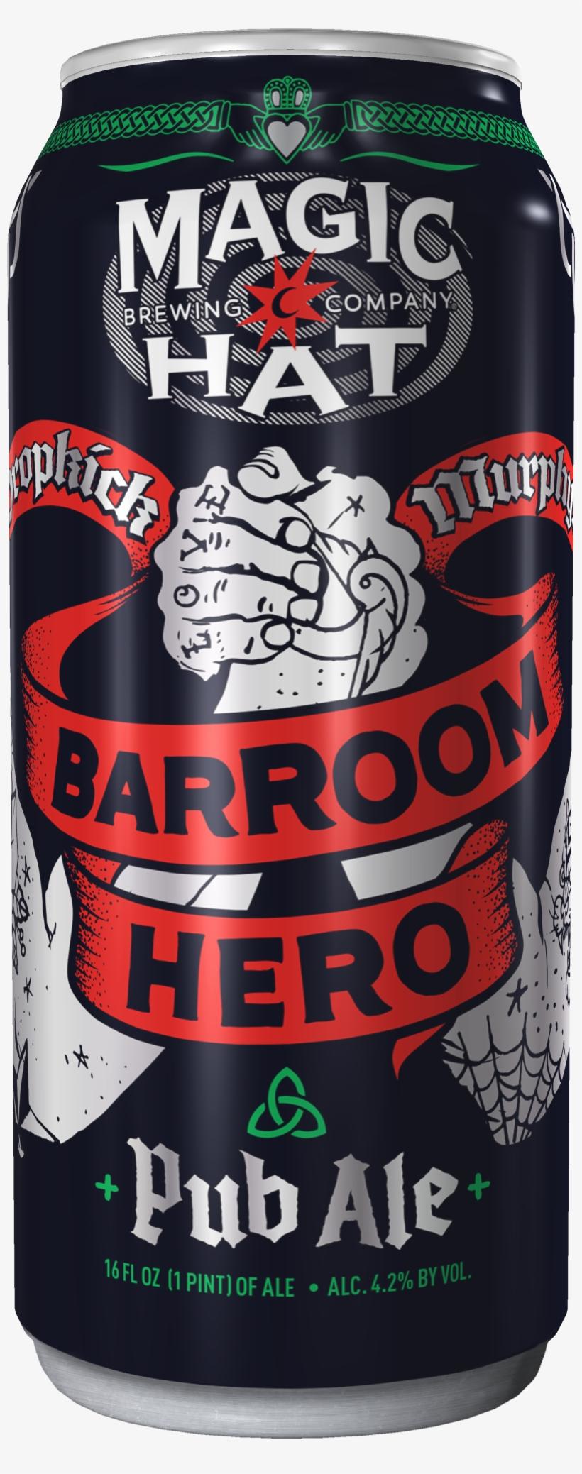 South Burlington, Vt Magic Hat Brewing Company Is Announcing - Magic Hat Bar Room Hero, transparent png #1977014