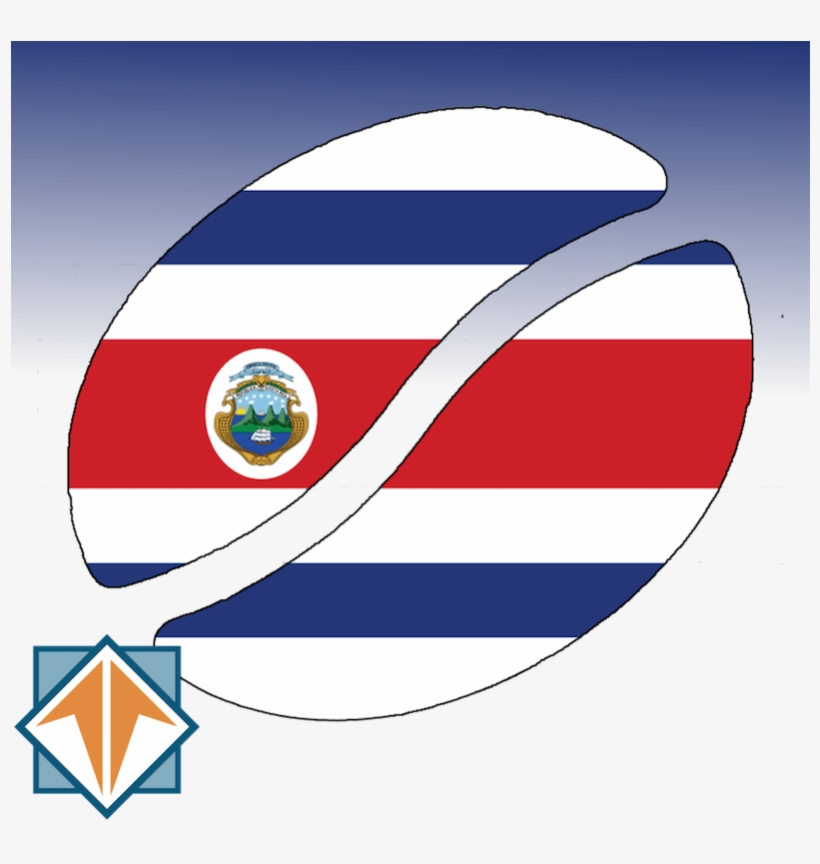 Costa Rica, Coffee - Costa Rica National Flag Mouse Pad, transparent png #1977475