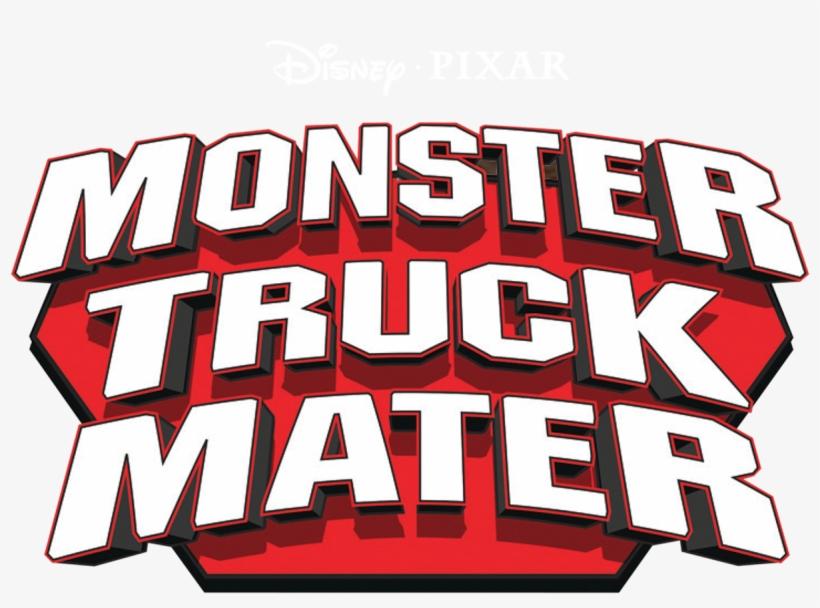 Monster Truck Mater, transparent png #1977618