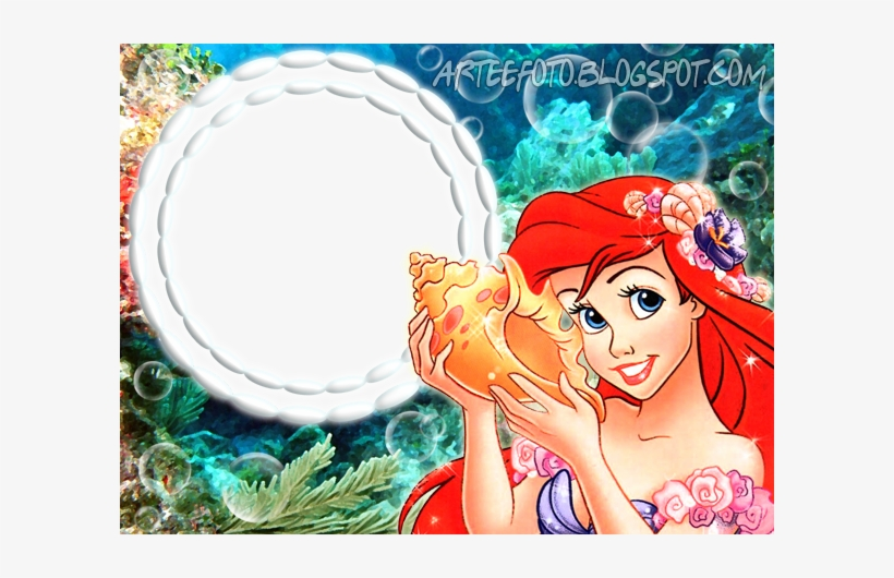 Ariel - Disney Princess Ariel, transparent png #1981459