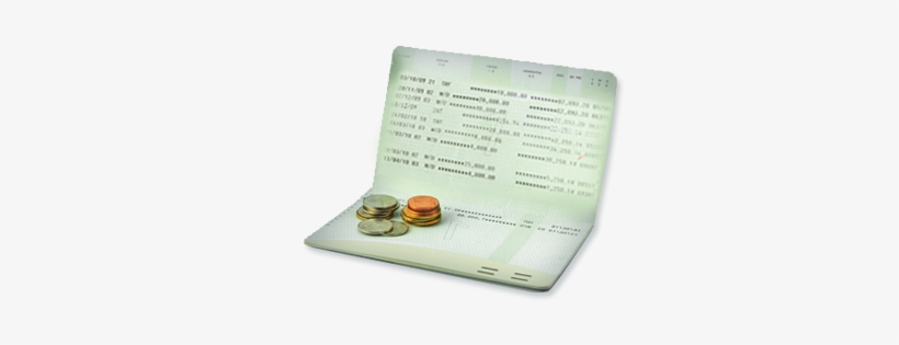 A Basic Savings Account That Comes With A Passbook - Uob Passbook Savings Account, transparent png #1983472