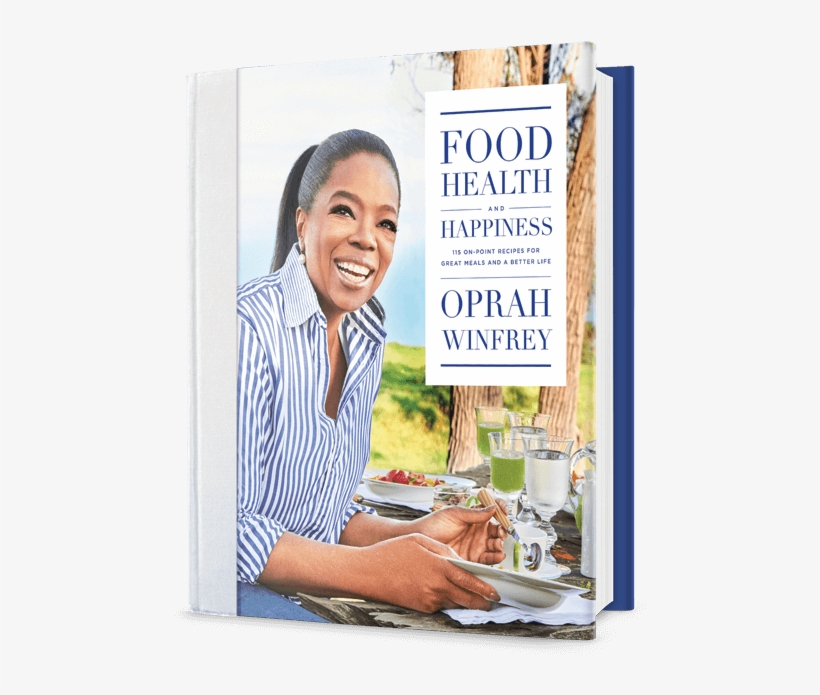 """""""guess How I Spent My Summer Well, Among Other Things, - Oprah Winfrey Food Health And Happiness, transparent png #1985539"""