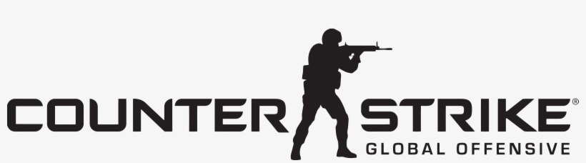 Counter-strike Global Offensive - Cs Go Logo Png, transparent png #1986773