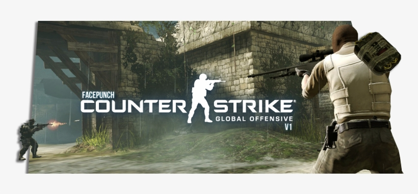 Global Offensive Is An Online First Person Shooter - Counter Strike Global Offensive Pc/mac Download, transparent png #1986965