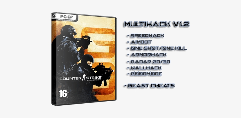 Cs Go Hack Download Is Ready Counter Strike - Counter-strike: Global Offensive Full Version (pc), transparent png #1987100