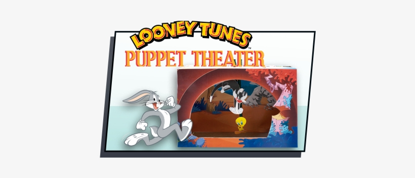 "Looney Tunes Puppet Theater - ""the Bugs Bunny/looney Tunes Comedy Hour"" (1985), transparent png #1987652"