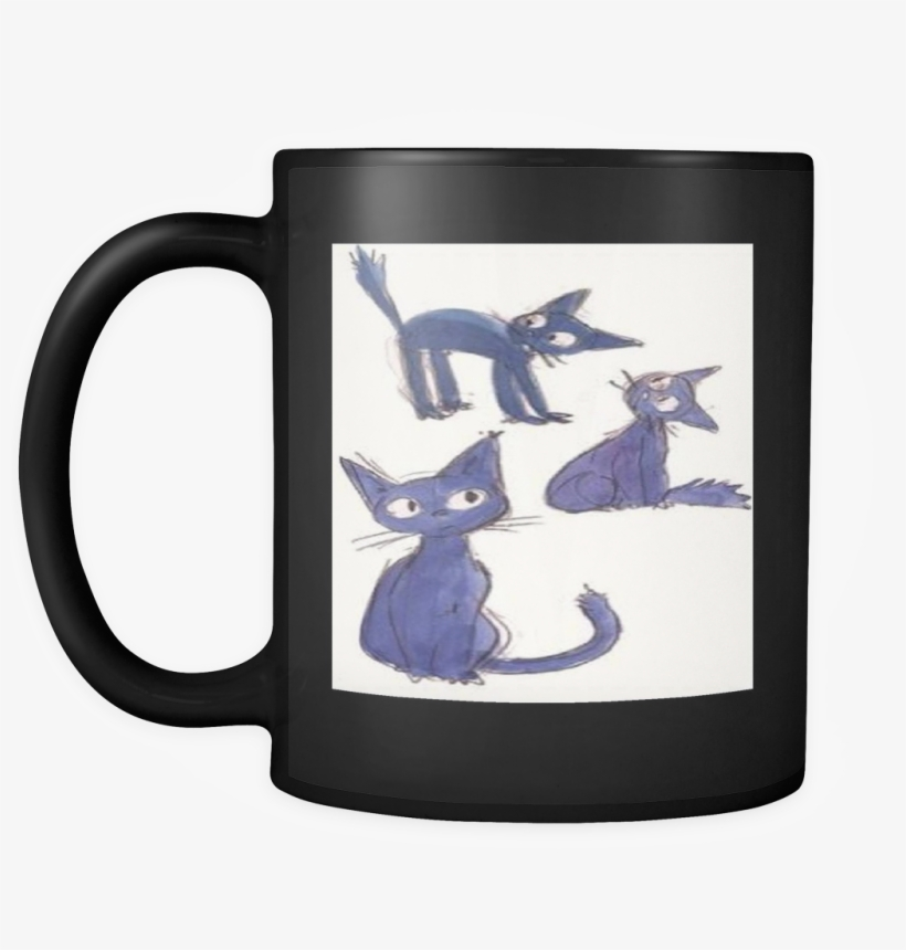 Studio Ghibli Cat Mug - You Re The Mom Everyone Wishes They Had, transparent png #1987813
