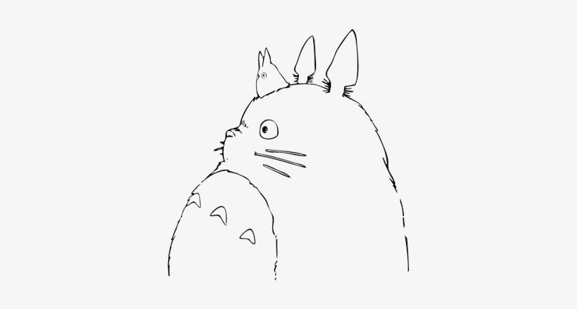 Studio Ghibli Addict Studio Ghibli Coloring Pages Free Transparent Png Download Pngkey