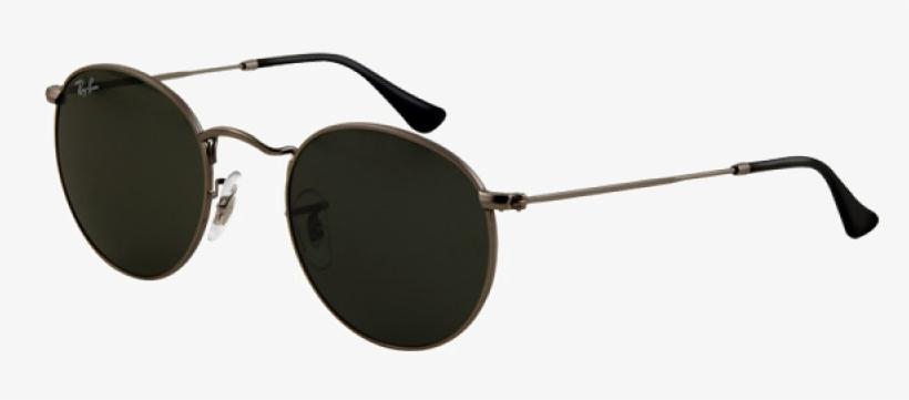 Ray Ban Png Image Hd - Ray Ban Round Sunglasses India, transparent png #1988243