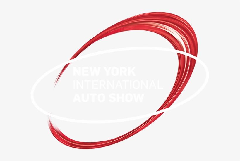 2018 New York International Auto Show - New York International Auto Show Logo, transparent png #1989438
