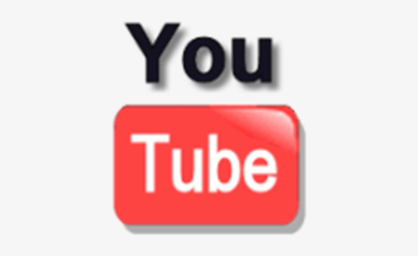 Youtube Logo White Png Youtube Com Png Pictures To - Youtube Videos, transparent png #1990095