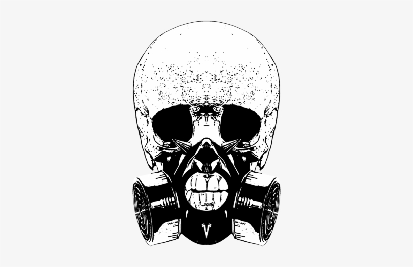 2018 Re-tooling - Cool Skull Logo Png - Free Transparent ...