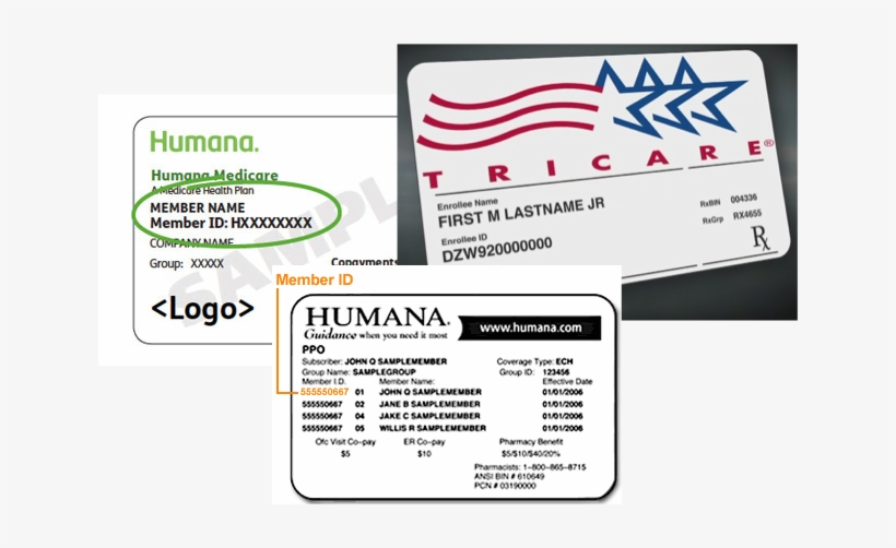 Insurance Plan Entries In Your Insurance Companies - Tricare East Insurance Card, transparent png #1992356