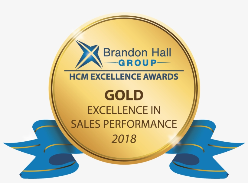 Imparta And Cisco Have Together Won A Coveted Brandon - Brandon Hall Gold Award 2016, transparent png #1994067