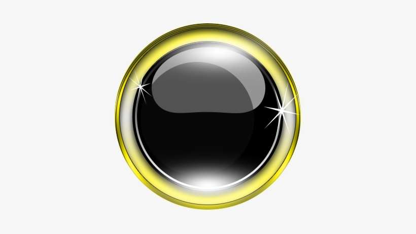 Buttons Gold Png - Gold Web Button Png, transparent png #1995410