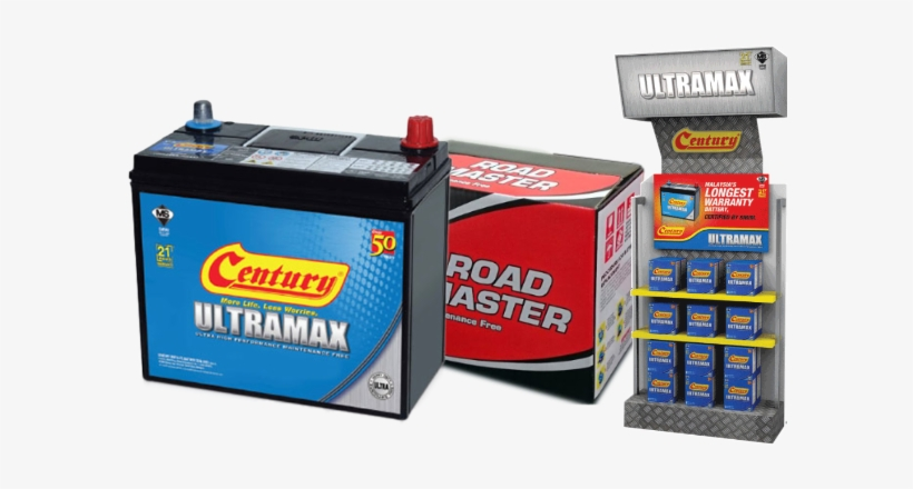 Kochi Battery Is A Roaming Company That Provides Car - Century Car Battery, transparent png #1998380