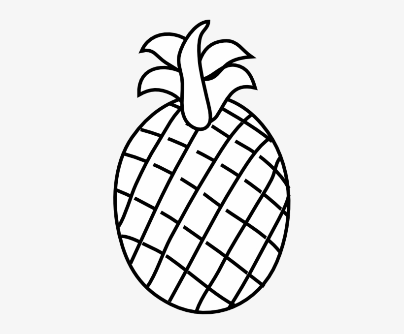 Vector Library Stock Collection Of High Free Fruits Clipart Black And White Free Transparent Png Download Pngkey