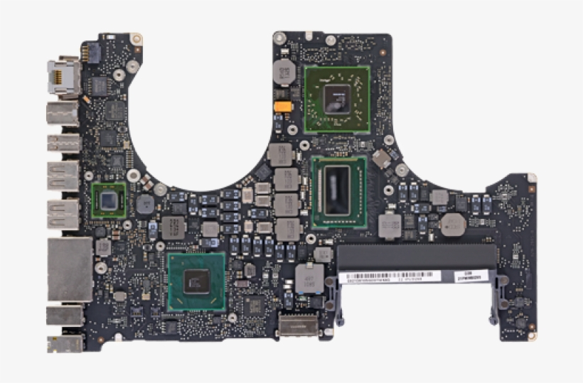 The Very First Thing You Say When You Discover That - Macbook Pro 2012 Retina Logic Board, transparent png #1999184