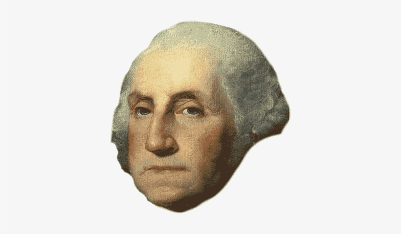 George Washington, transparent png #1999814