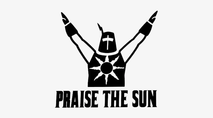Praise The Sun - Free Transparent PNG Download - PNGkey