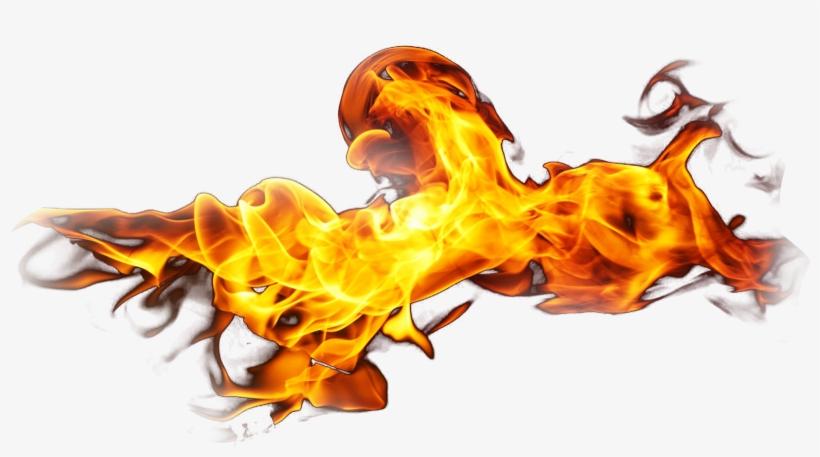 Llama De Fuego Gif