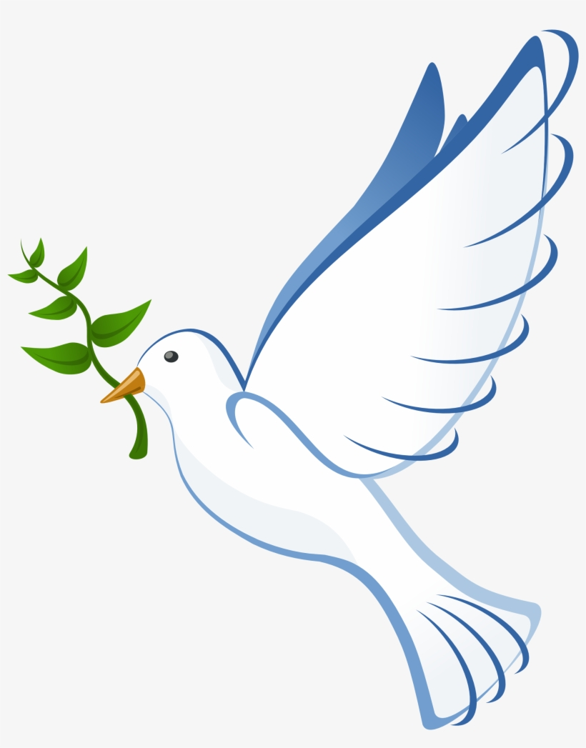 Holy Spirit Dove Png Graphic Freeuse Stock - Batak Christian Protestant Church, transparent png #20341