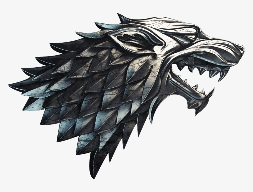 Game Of Thrones Png Hd - Wolf Game Of Thrones Tattoo, transparent png #20517