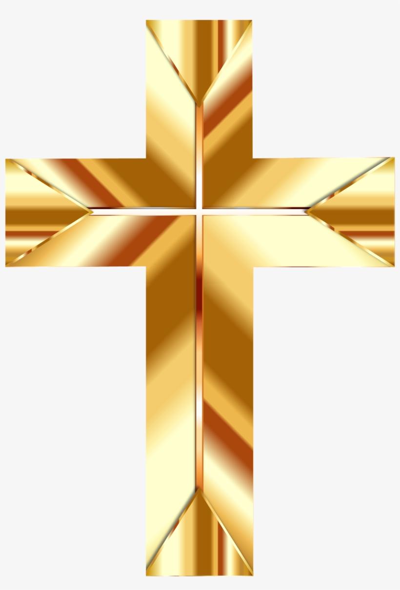 Christian Cross Png Pic - Cross Png, transparent png #20907
