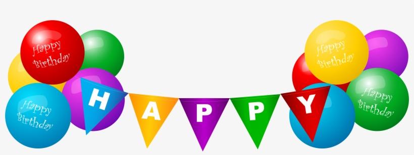 Happy Birthday Balloons Png