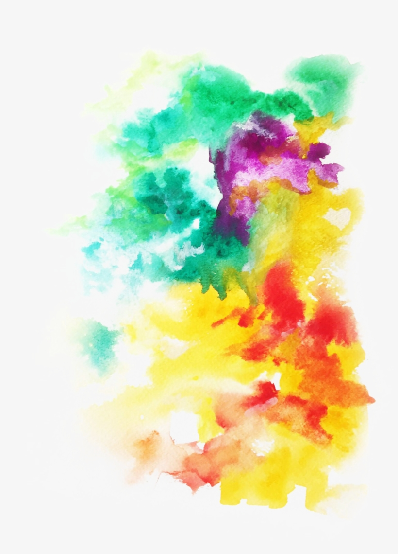 Abstract Watercolor Background Png, transparent png #21964