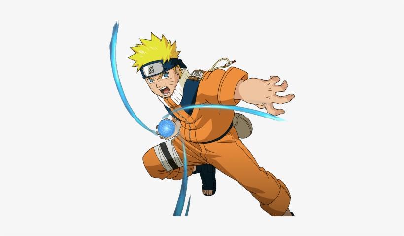 Png Naruto Banner - Naruto Uzumaki Naruto Online, transparent png #22076