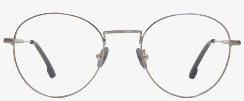 6f947bd961 Men S Eyeglasses Prescription - Men s Quincy Round Glasses In Brushed  Silver