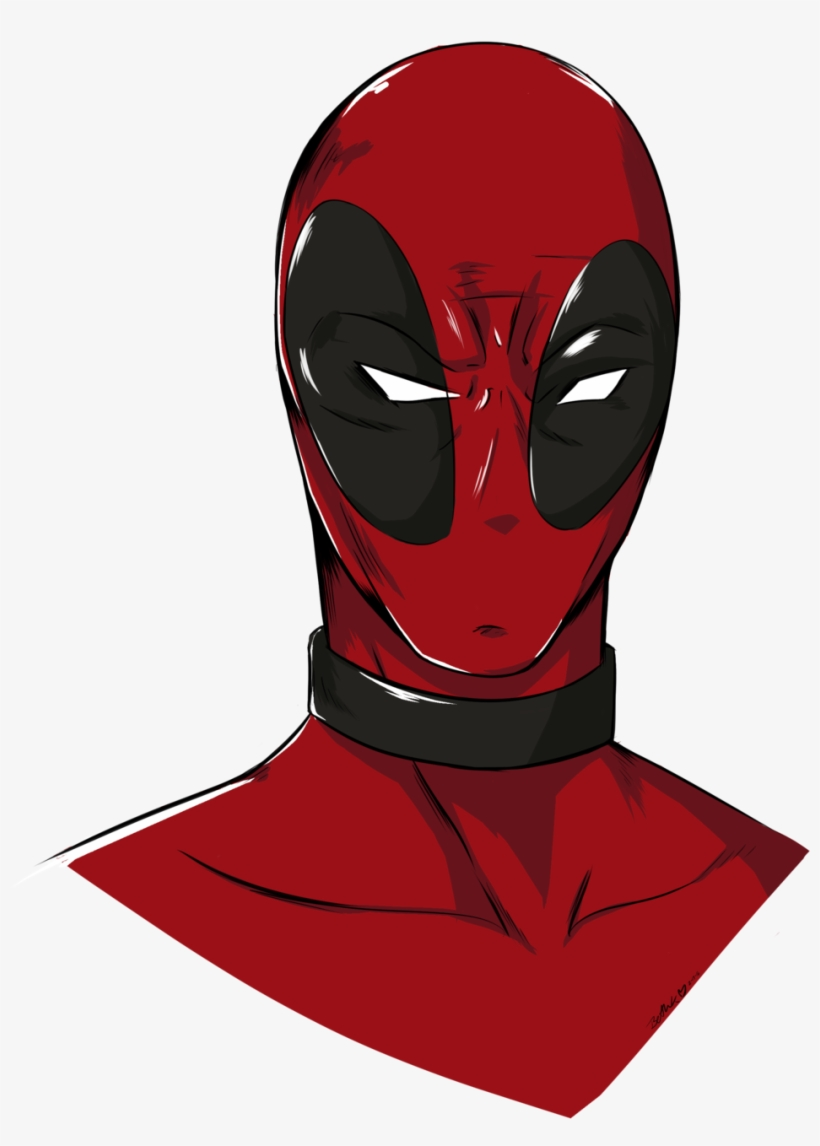 Image Library Download Images Of Face Drawings Spacehero Deadpool Png Free Transparent Png Download Pngkey