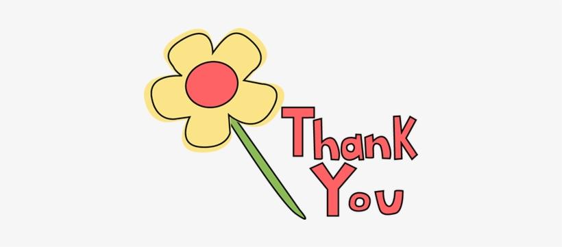 Thank You Kid Flower - Flower, transparent png #22366