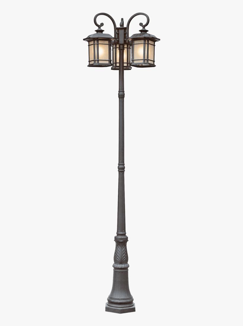 Lamp Post Png Download Image - Light Pole Png, transparent png #23461