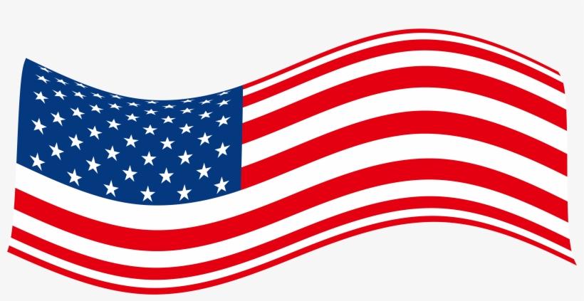 Png American Flag - American Flag Design, transparent png #23656