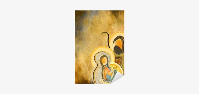 Christmas Religious Nativity Scene, Holy Family Abstract - Christmas Day, transparent png #25060