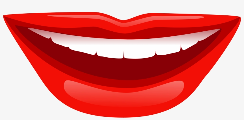 Mouth Png Images - Smile Lips Png, transparent png #25146