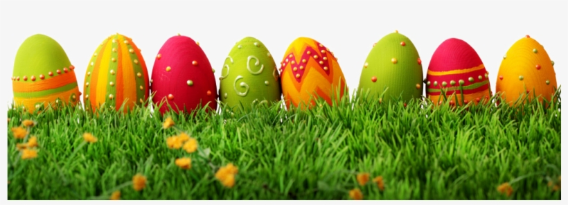 Easter Grass Eggs Png Image - Eggs Easter, transparent png #25388