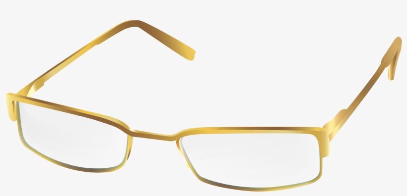 Spectacles Clipart Transparent - Glasses, transparent png #25503