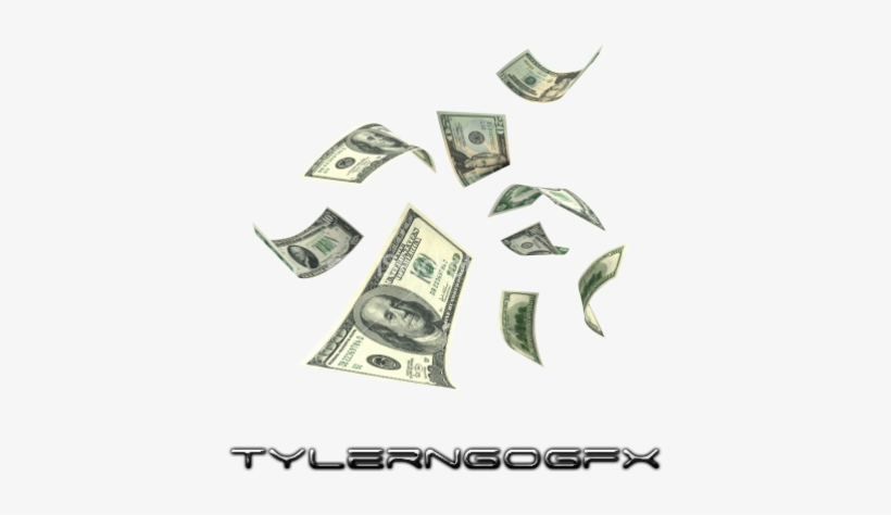 Money Falling From The Sky Png - Money Falling Transparent Background, transparent png #25589