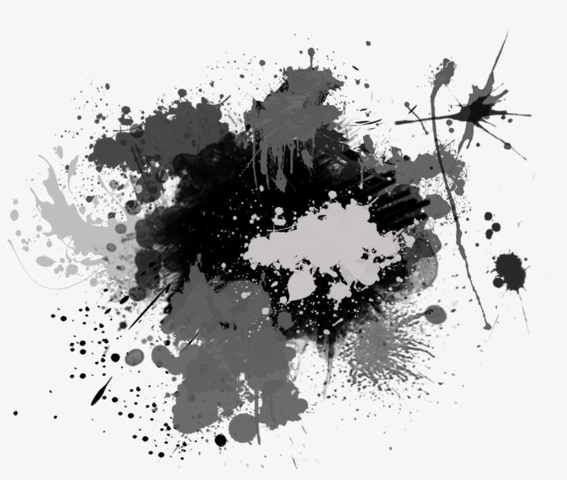 Ink Splash Transparent Background Png I Put Together