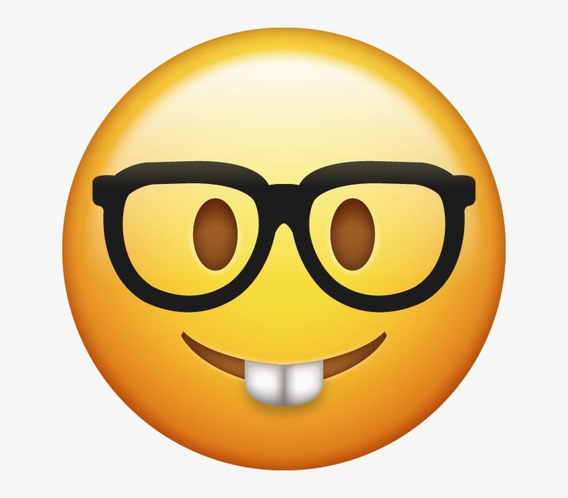 Download New Emoji Icons In Png [ios 10] - Emoji Iphone Nerd