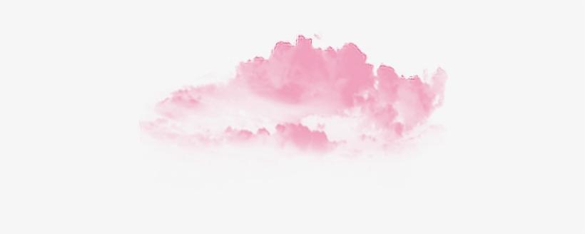 Pastel Aesthetic Tumblr Kawaii Smoke Png Clouds Aesthetic - Cute Transparent Clouds, transparent png #25784