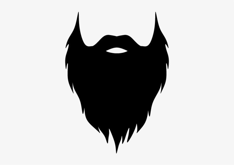 Pirate Beard Png - Beard Clipart, transparent png #26754